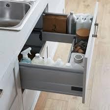 under kitchen sink cabinet. Under Sink Storage Drawer Kitchen Cabinet