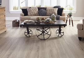 We are building a new home and trying to decide between engineered hardwood  or vinyl plank wood-look flooring. We have two kids and are wanting  durability ...
