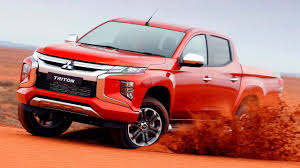 2019 Mitsubishi L200   New Modern Pickup Truck - YouTube
