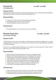 Resume Format Hotel Industry Industry Elegant Management Pics