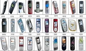 nokia phones 2000. full list of nokia phones by series 2000