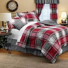 Woolrich Rustic Bedding | For the BEDROOM | Pinterest | Rustic ... & red and gray plaid bedding Adamdwight.com