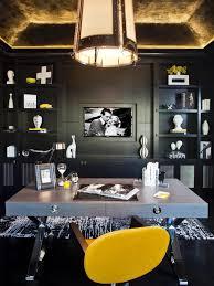 masculine office. 20 Masculine Home Office Designs Designtrends In