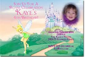 Tinkerbell Invitation Tinkerbell Birthday Invitations Candy Wrappers Thank You
