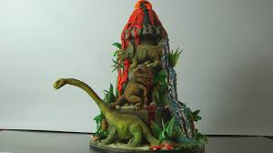 Tx3 Mollys Dinosaur Birthday Cake Copyright Boomerang Boomerang