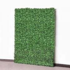 best faux ivy wall or fence covering
