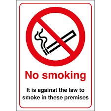No Smoking Signage No Smoking Signs From Key Signs Uk