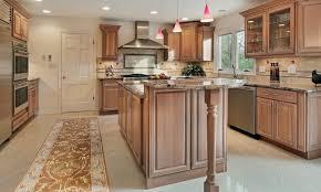 kitchen Carpet For Kitchen Best Light Wood Kitchen Cabinets Pict
