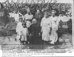 Marshall County Archives ~ Photo Gallery
