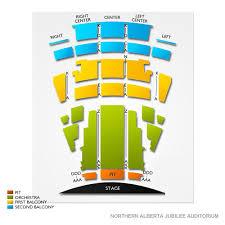 Jubilee Calgary Seating Chart Northern Alberta Jubilee Auditorium Tickets