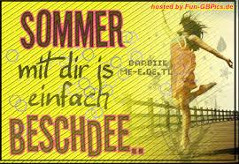 Sommer Sprüche Grusskarten Bilder Grüsse Facebook Bilder Gb Bilder