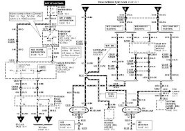 wiring diagram for 1996 ford explorer ireleast info 1996 ford explorer bulb only works high beam s