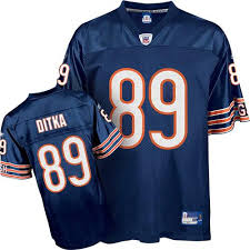 Chicago Ditka Mike Men's Sale 89 Jersey Blue Throwback5892047 Home Football Premier Bears Navy