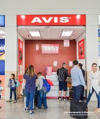 Aeropuerto de Guayaquil - Alquiler de vehículos