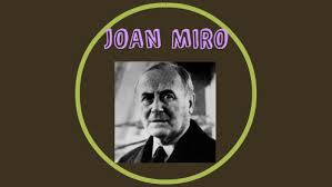 JOAN MIRO by Alex Agustin