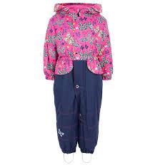 <b>Комбинезон Saima</b> утепленный, цвет: синий/розовый от 2990 р ...