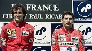 Alain Prost, Ayrton Senna: Erzfeinde wurden noch Freunde