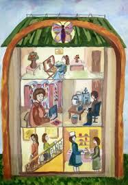 Новые новые дипломы Детская художественная школа МБУ ДО ДХШ  В Детской художественной школе города Старый Оскол что в Белгородской области завершился Международный конкурс Экология