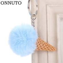 <b>Cute Furry</b> Key Chain