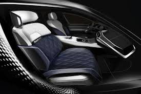 Design My Own Car Seat Covers Bmw Zerog Lounger Seat Is One Comfy Seat With A Cocoonlike