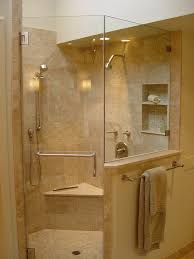shower stall lighting. Stand Alone Shower Bathroom Contemporary With Double Heads Ceiling Lighting Stall
