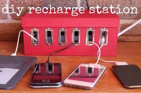 Make Charging Station Make A Device Charging Station Dollar Store Crafts
