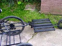 addendum bicycle trailer uj hitch