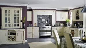 painted kitchens10 Ways to Use Purple Paint in the Kitchen  Kitchn