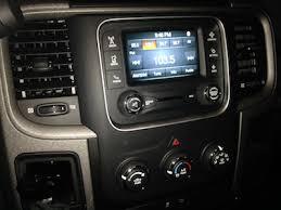 dodge ram 1500 2500 3500 touchscreen gps navigation car stereo installation photos