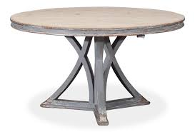 french country round dining table 1