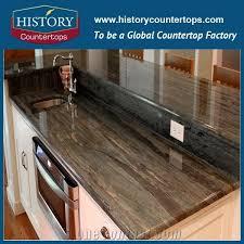 multicolor green granite countertops laminated bullnose kitchen