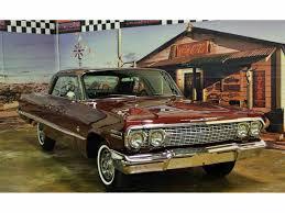 1963 Chevrolet Impala SS for Sale | ClassicCars.com | CC-1031574