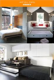 Beautiful Small Space Sleeping Solutions