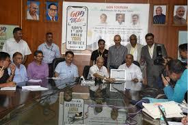Goa Taxi Fare Chart Goa Finally Gets Own Version Of Ola Uber Called Goamiles