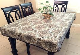 vinyl elasticized table cover fitted tablecloths with elastic elastic fitted tablecloth plastic