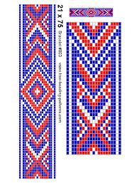 Bead Loom Bracelet Patterns