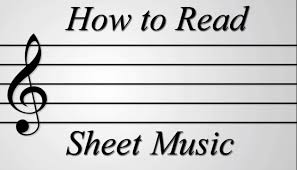 read sheet music a humorously handy guide to reading sheet music