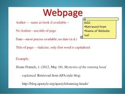 apa website citation format apa format for website reference vancitysounds com