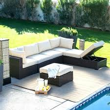 curved seating outdoor furniture couch medium size of patio round sectional sofa cushions circular curv