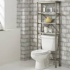 Bathroom Bathroom Corner Shelves Over The Toilet Storage Cabinet