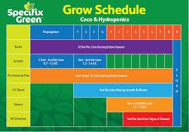Specifix Green Base Nutrients Soil Bloom
