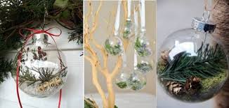 Creative Christmas Filled Ornaments