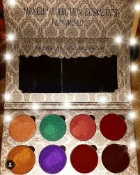 makeup addiction flaming love eyeshadow palette