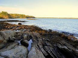 South Freeport Tide Chart 78 Rare High Tide Freeport Maine