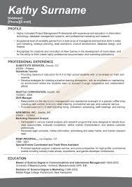 good resume headline samples - Sample Resume Headlines