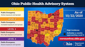 Twitter facebook linked in mail. Cuyahoga Co Among 3 Counties On Watch List For Level 4 Highest On State S Covid 19 Advisory System