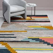 pixel steps rug