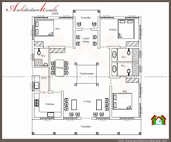 3 bedroom house plans in kerala single floor post
