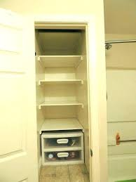 under stairs closet shelving ideas stair storage for shelv