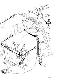 parts for case 1845c uniloaders skid steer loaders case 1845c electrical system